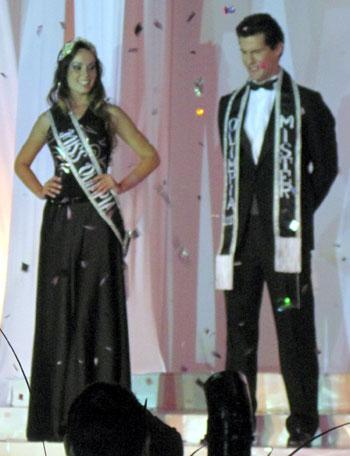 Aline Guevara e Lucas Marcondes